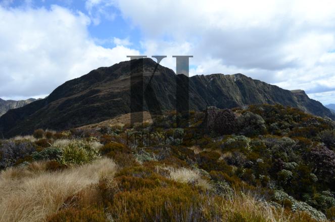 A ridge