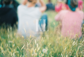 Strangers in the grass