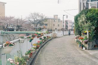 Amagasaki strolling